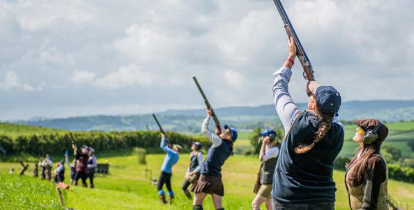 The Country Girls UK - Women's Shooting