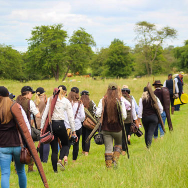 Grimston Park Simulated Game Shooting Day