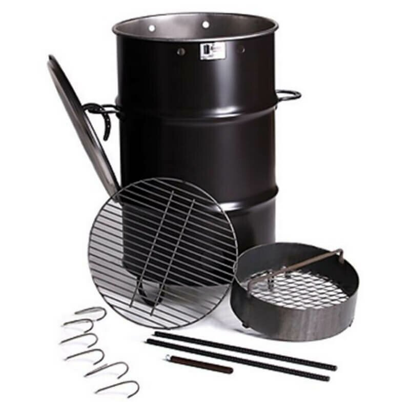 Barbecue Charcoal Smoker